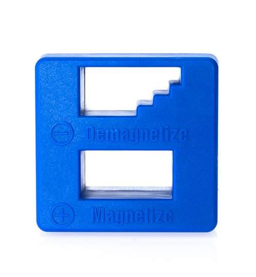 Dispozitiv pentru magnetizat / demagnetizat scule si suruburi