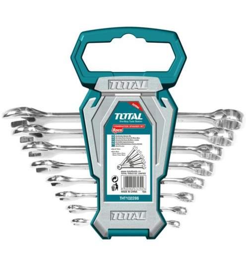 Set de 8 chei combinate - 6-19mm - MTO-THT102286-I