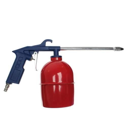 Pistol aer comprimat cu rezervor spumare, Tagred