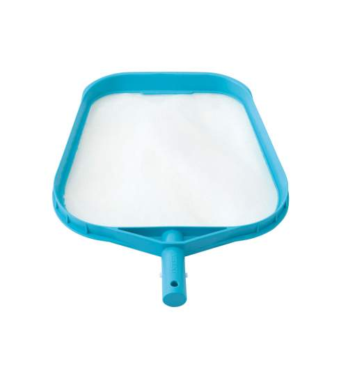 Plasa Intex pentru colectare frunze si impuritati piscina, diametru 26.2mm, albastru