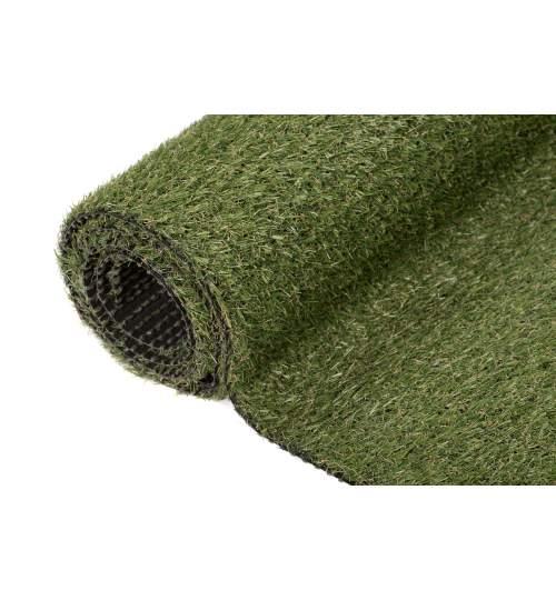 Covor Iarba Artificiala tip Gazon Green MHU tip iarba naturala, Grosime 20mm, 200x100cm