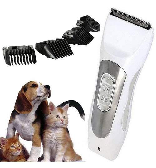 Masina de Tuns Caini, Pisici sau Diverse Animale, Include 4 Capete de Tuns