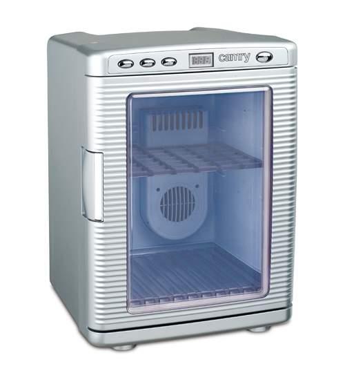 Mini Frigider Camry Auto si Home, Capacitate 20L, LCD, Usa Transparenta, 220/12V