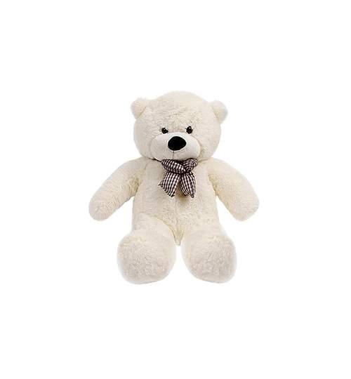 Ursulet de Plus Mare, Inaltime 130cm, Culoare Alb
