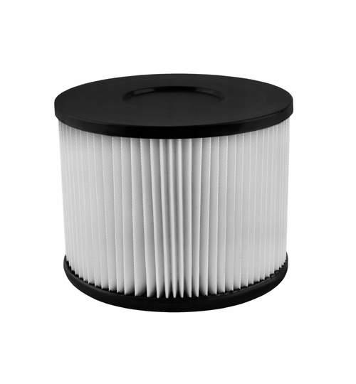 Filtru HEPA Rotund Cilindric pentru Aspiratoare, Dimensiuni 15,5x12cm