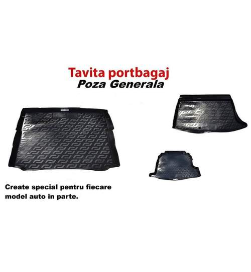 Covor portbagaj tavita BMW Seria 1 F20 2011-> hatchback 5 usi ( PB 5045 ) ManiaCars