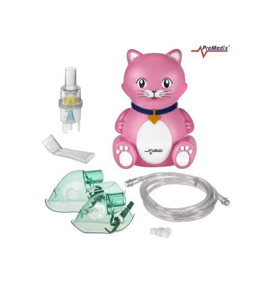 Aparat De Aerosoli Inhalator Nebulizator Cu Compresor Pentru Copii
